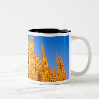 Europa, Italia, Milano, catedral de Milano Tazas