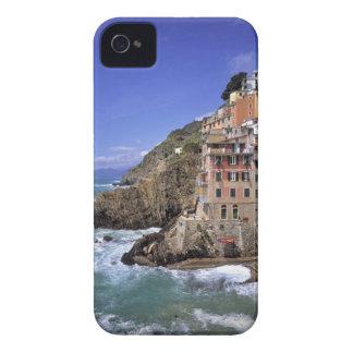 Europa, Italia, Riomaggiore. Se construye Case-Mate iPhone 4 Carcasas