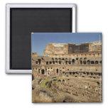 Europa, Italia, Roma. El Colosseum (aka Imán Cuadrado