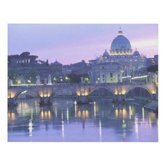 Europa, Italia, Roma, el Vatican. San Pedro Cuadro