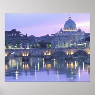 Europa, Italia, Roma, el Vatican. San Pedro y Impresiones