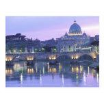 Europa, Italia, Roma, el Vatican. San Pedro y Postales