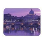 Europa, Italia, Roma. San Pedro y Ponte Sant Imán