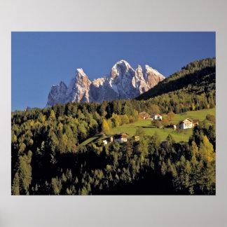 Europa Italia San Pedro El grupo de Odle parece Impresiones