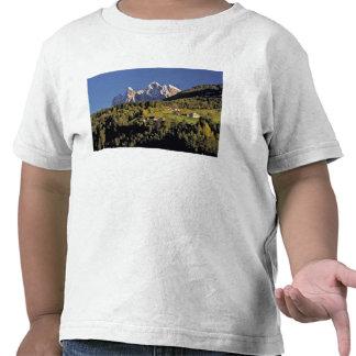 Europa Italia San Pedro El grupo de Odle parece Camisetas
