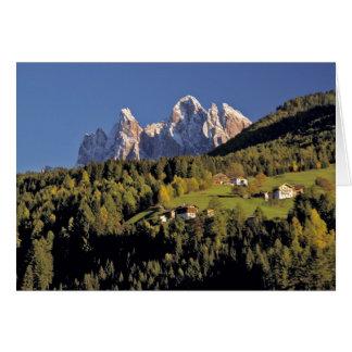 Europa Italia San Pedro El grupo de Odle parece Felicitacion