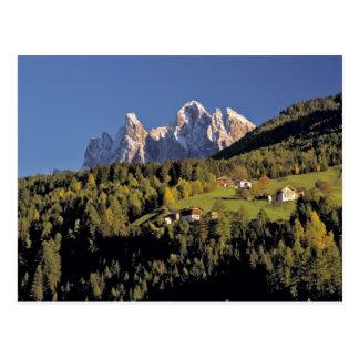 Europa Italia San Pedro El grupo de Odle parece Postal