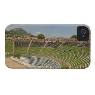 Europa, Italia, Sicilia, Taormina. Siglo III 2 iPhone 4 Cárcasa
