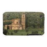 Europa, Italia, Toscana. Abbazia di Sant'Antimo, Carcasa Para iPhone 3