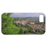 Europa, Italia, Toscana, Certaldo. Colina medieval iPhone 5 Carcasas