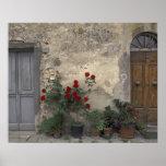 Europa, Italia, Toscana, Chianti, entrada toscana; Impresiones