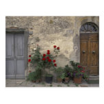 Europa, Italia, Toscana, Chianti, entrada toscana; Tarjetas Postales