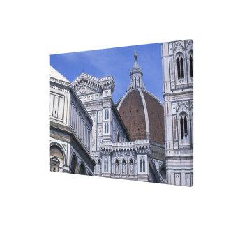 Europa, Italia, Toscana, Florencia. Del 2 de la pl Lona Envuelta Para Galerias