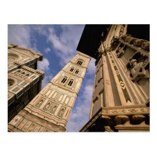 Europa, Italia, Toscana, Florencia. Del 3 de la Tarjeta Postal