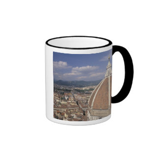 Europa, Italia, Toscana, Florencia. Del de la plaz Taza De Café
