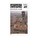 Europa, Italia, Toscana, Lucca, panorama de la ciu