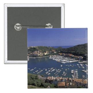 Europa, Italia, Toscana, Oporto Ercole, vista a Pin Cuadrado