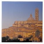 Europa, Italia, Toscana, Siena. Siglo XIII 3 Teja