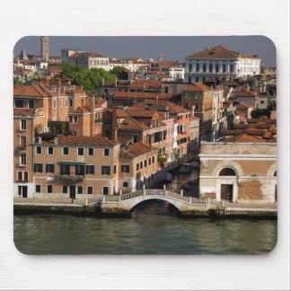 Europa, Italia, Venecia. Opiniones del canal. LA U Tapete De Ratones