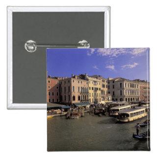 Europa Italia Venecia tráfico del barco por Ria Pin
