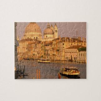 Europa, Italia, Véneto, Venecia. Opinión de la pue Puzzles Con Fotos