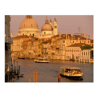 Europa, Italia, Véneto, Venecia. Opinión de la Tarjetas Postales