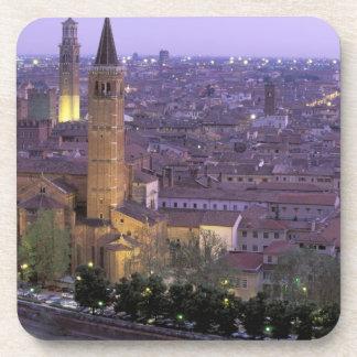 Europa, Italia, Véneto, Verona. Visión desde Caste Posavaso