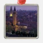Europa, Italia, Verona, visión desde el Castel S. Adornos