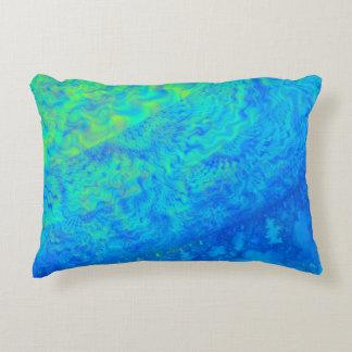 Europa JellyFish 3D Fractal DECOR Accent Pillow