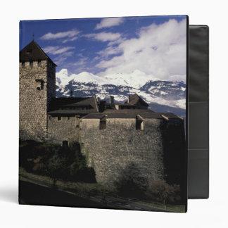 "Europa, Liechtenstein, Vaduz. Castillo de Vaduz, 2 Carpeta 1 1/2"""