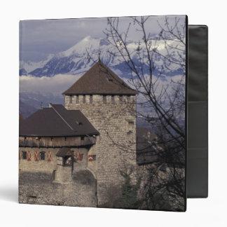 "Europa, Liechtenstein, Vaduz. Castillo de Vaduz, Carpeta 1 1/2"""