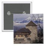 Europa, Liechtenstein, Vaduz. Castillo de Vaduz, Pin