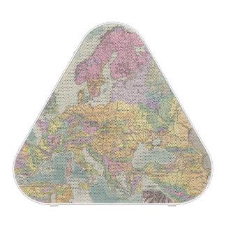 Europa - mapa geológico de Europa Altavoz Bluetooth