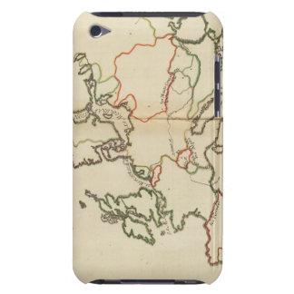 Europa, montañas y ríos Case-Mate iPod touch protector