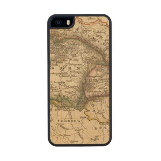 Europa Oriental Funda De Arce Carved® Para iPhone 5 Slim
