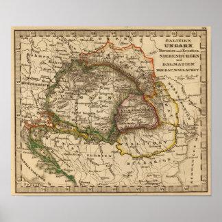 Europa Oriental Póster