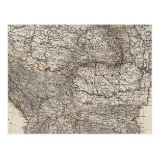 Europa Oriental, Rusia del sur, Turquía Tarjeta Postal
