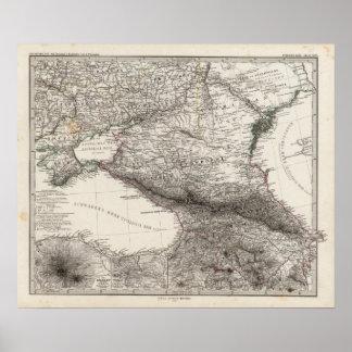 Europa Oriental, Rusia, Turquía Posters