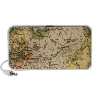 Europa Oriental y Rusia iPod Altavoces