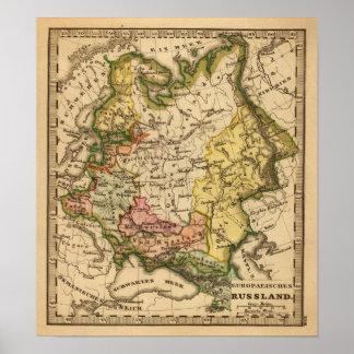 Europa Oriental y Rusia Impresiones