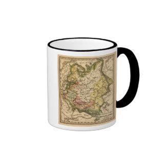 Europa Oriental y Rusia Tazas De Café