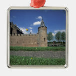 Europa, Países Bajos, castillo de Muiden Muiden Adorno