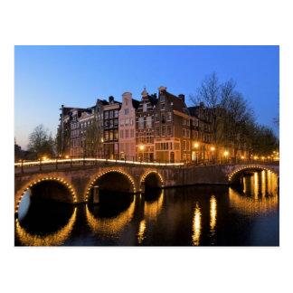 Europa, Países Bajos, Holanda, Amsterdam, Postal