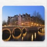 Europa, Países Bajos, Holanda, Amsterdam, Tapetes De Raton