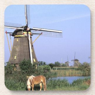 Europa, Países Bajos, Zuid Holanda, Kinderdijk. 2 Posavaso