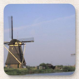 Europa, Países Bajos, Zuid Holanda, Kinderdijk. Posavasos De Bebidas