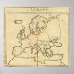 Europa por la religión 2 póster
