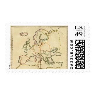 Europa por la religión 2 sellos