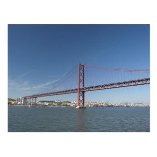 Europa, Portugal, Lisboa aka Lisboa). Ponte Postal