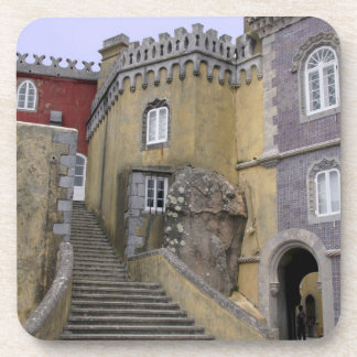 Europa Portugal Sintra El nacional 2 de Pena Posavasos De Bebida